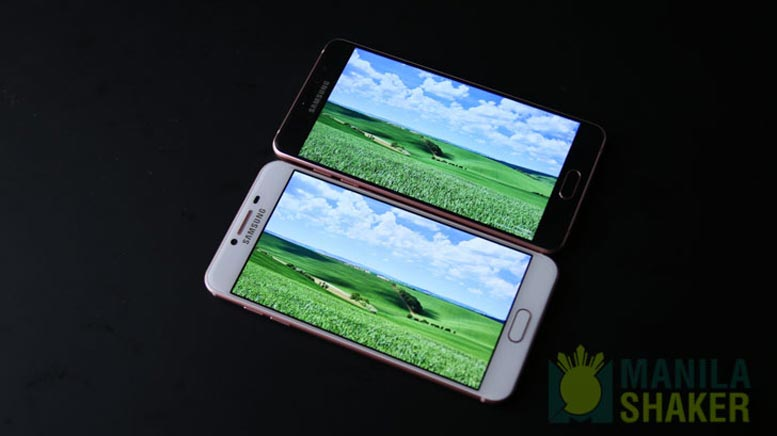 Samsung Galaxy C5 vs Galaxy A5 2016 Review Comparison PH Official 10