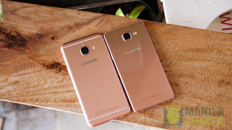 Samsung Galaxy C5 vs Galaxy A5 2016 Review Comparison PH Official 12