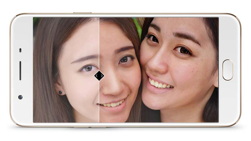 Oppo F1s Photos Official Selfie Camera Review Sample