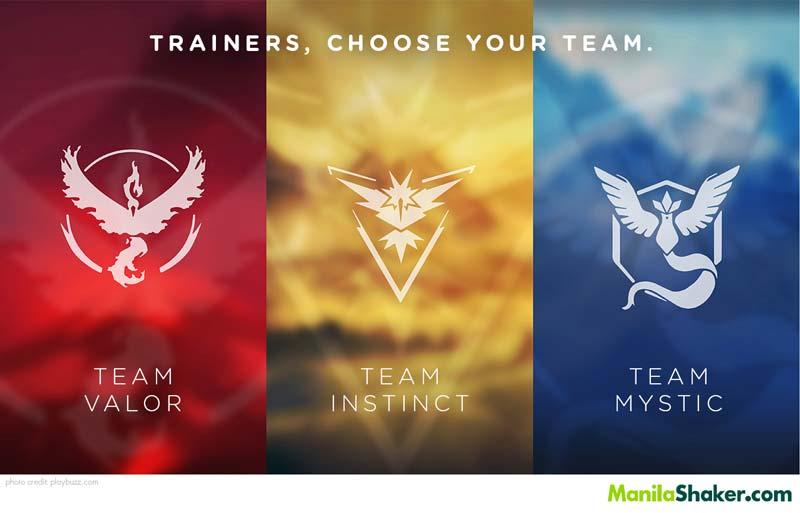 Pokemon GO tips tricks guides hack Philippines Teams Mystic Instinct Valor