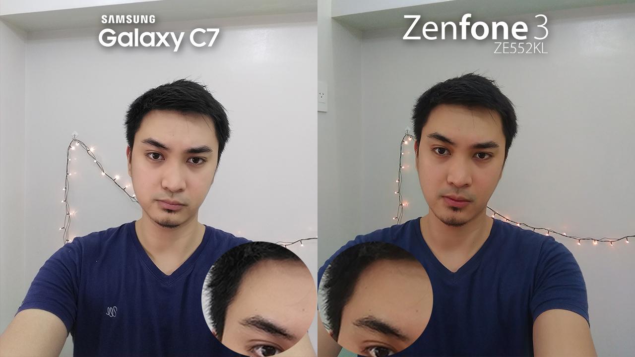 Samsung Galaxy C7 Vs Asus Zenfone 3 Camera Review 11