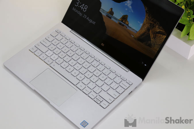 Xiaomi Mi Notebook Air 12 inch full review price specs official philippines 6