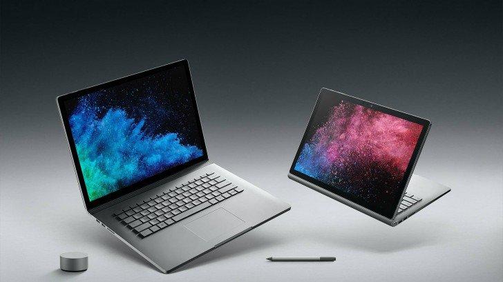 surface book 2 microsoft laptop