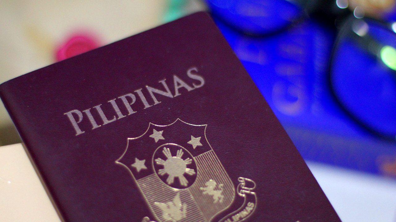 passport DFA online payment renew apply