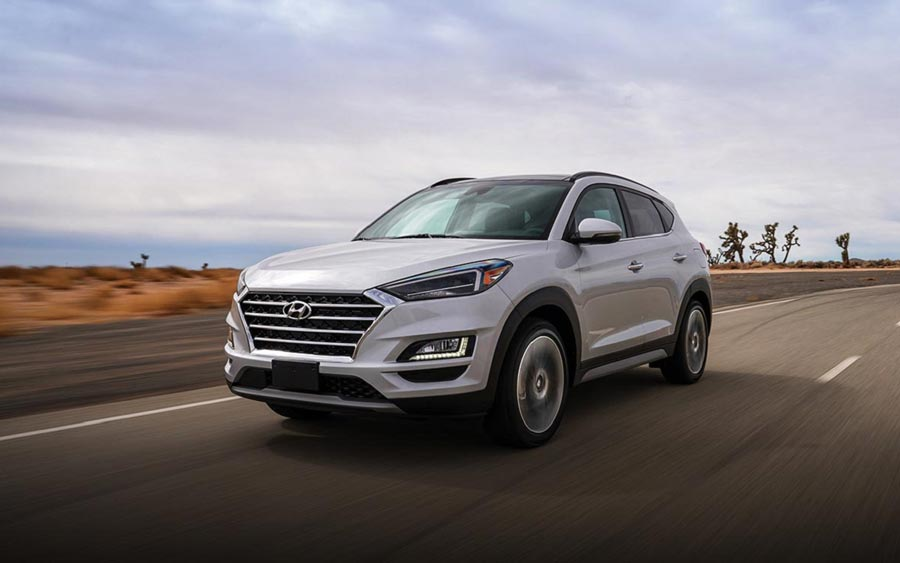 2019 hyundai tucson gets a php 1 3m price with redesigned exterior. Black Bedroom Furniture Sets. Home Design Ideas