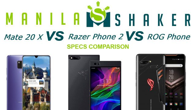 huawei-mate-20-x-vs-razer-phone-2-vs-asus-rog-phone-specs-comparison