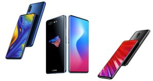 Xiaomi Mi Mix 3 vs Honor Magic 2 ZTE Nubia X vs Lenovo Z5 Pro Comparison Review