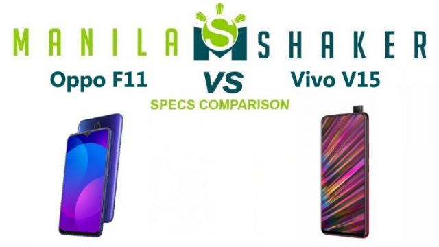oppo-f11-vs-vivo-v15-specs-comparison