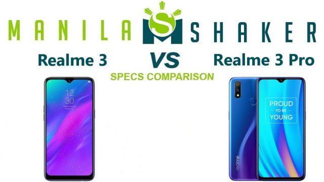 Realme-3-vs-realme-3-pro-Specs-Comparison