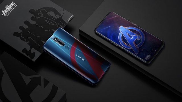 marvel-avengers-limited-edition-oppo-f11-pro