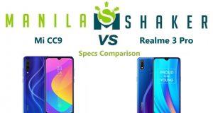 mi-cc9-vs-realme-3-pro-Specs-Comparison