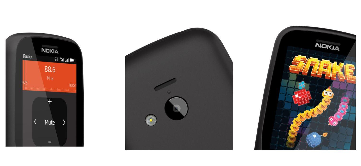 Hmd Global Announces Nokia 220 4g And Nokia 105 For P2000