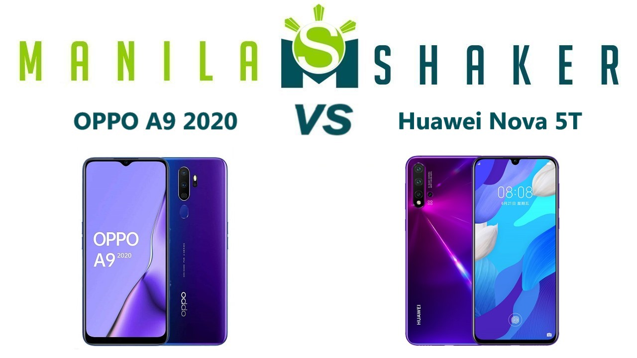oppo-a9-2020-vs-huawei-nova-5t-specs-comparison
