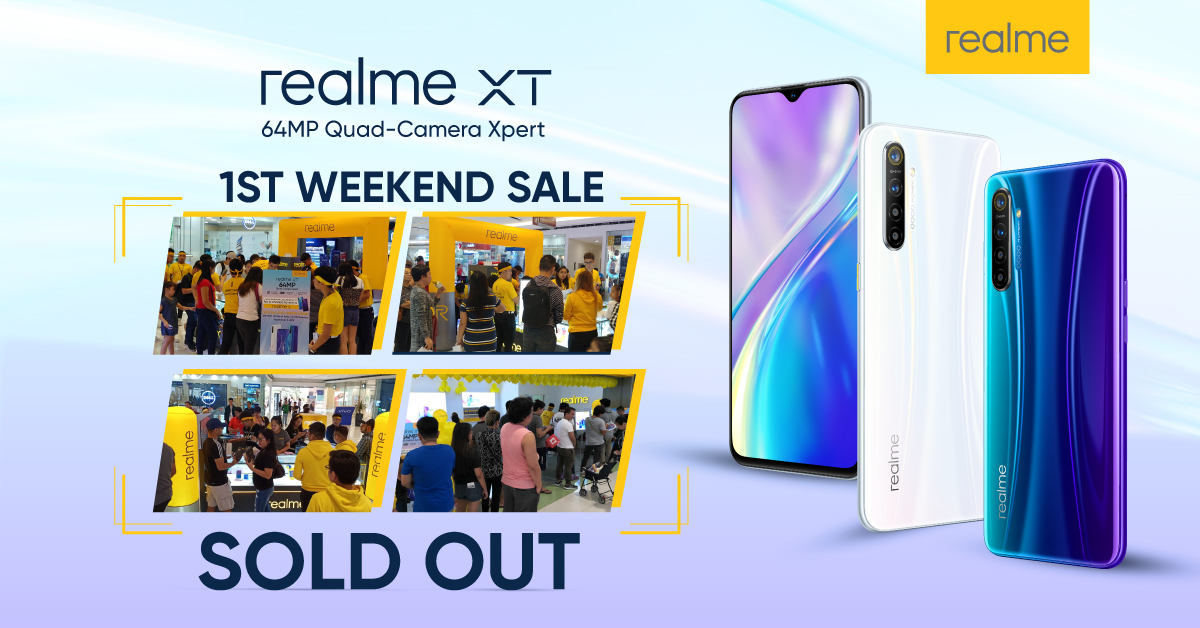 realme-xt-records-first-weekend-sale-sold-out