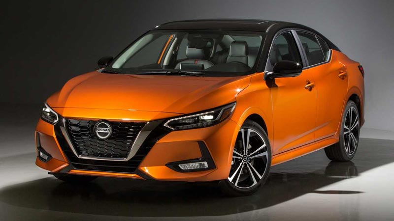 Nissan Sentra 2020 With New Motion Grille 2 0 Engine May Come In Ph As Sylphy