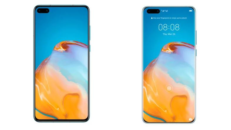 huawei-p40-and-p40-pro-renders-leak-ahead-of-launch