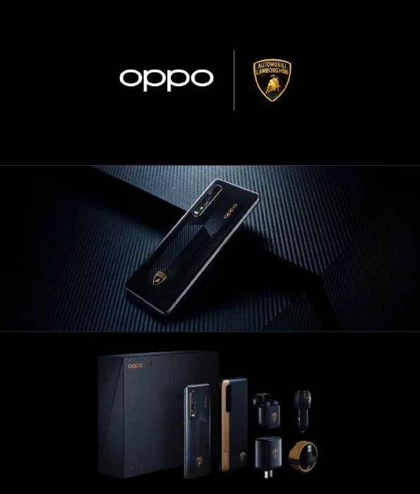 OPPO Find X2 Pro Lamborghini Edition Costs P95K
