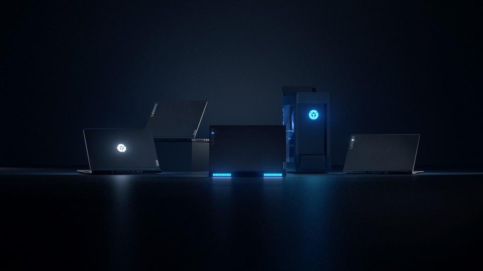 Lenovo Legion 2020 Lineup