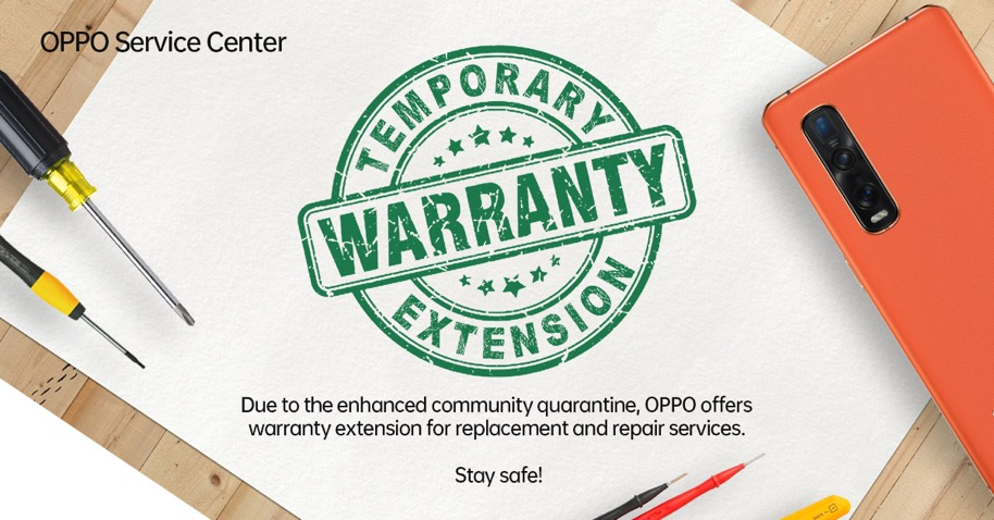 oppo-is-extending-warranties-and-replacements-of-your-phones