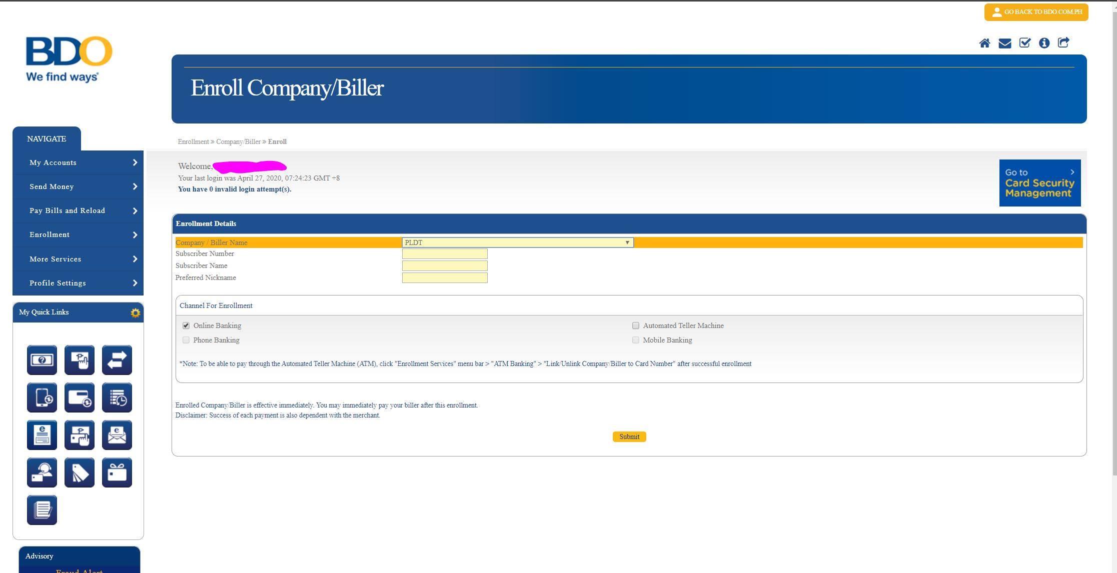 how-to-pay-pldt-dsl-fiber-telephone-via-bdo-online-banking-mobile-phone-pc-website