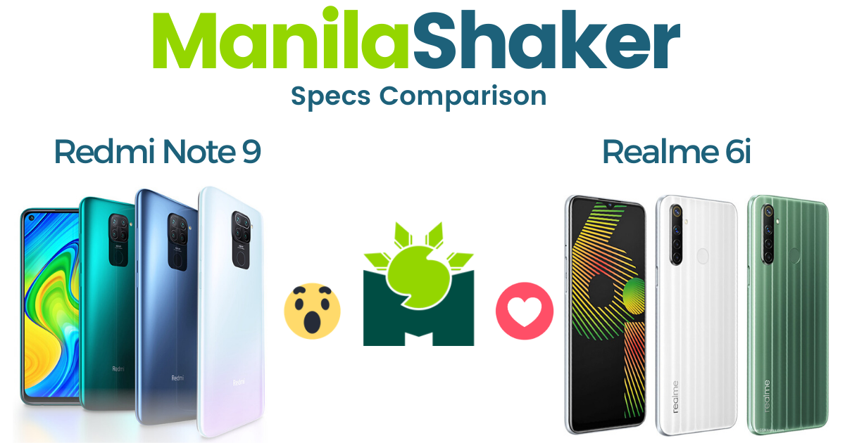 redmi-note-9-vs-realme-6i-specs-comparison-philippines