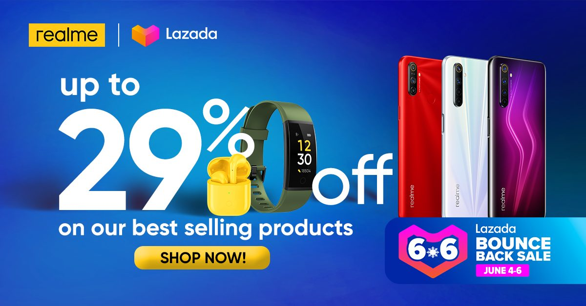realme-smartphones-and-accessories-new-pricelist-lazada-6-6-bounce-back-sale