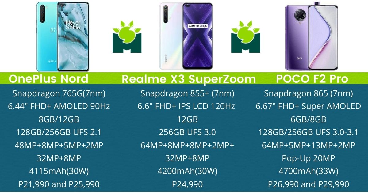 oneplus-nord-vs-realme-x3-superzoom-vs-poco-f2-pro-flagship-killers