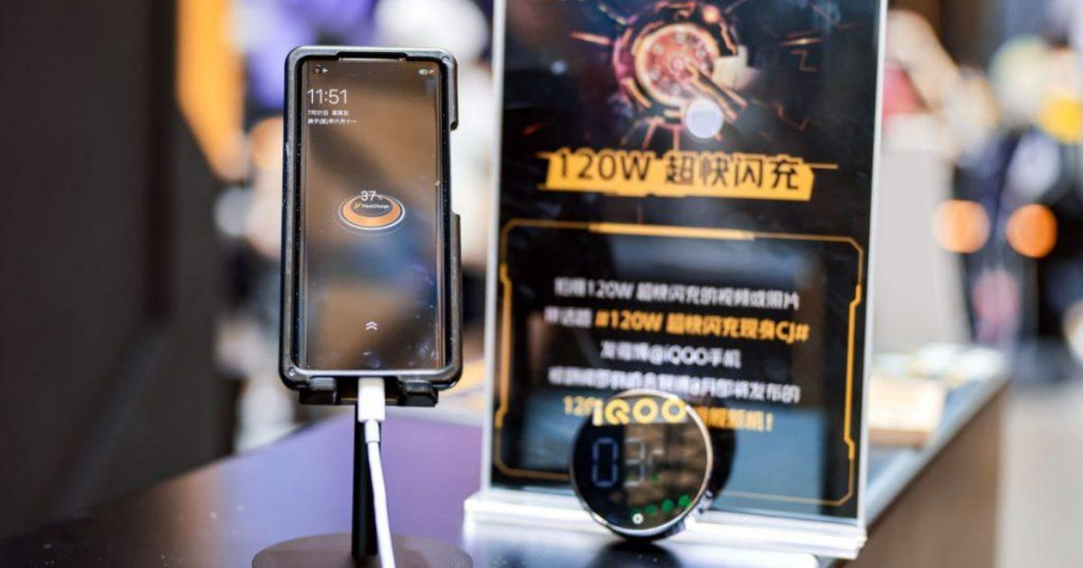 the-first-120w-fast-charging-phone-isnt-from-oppo-realme