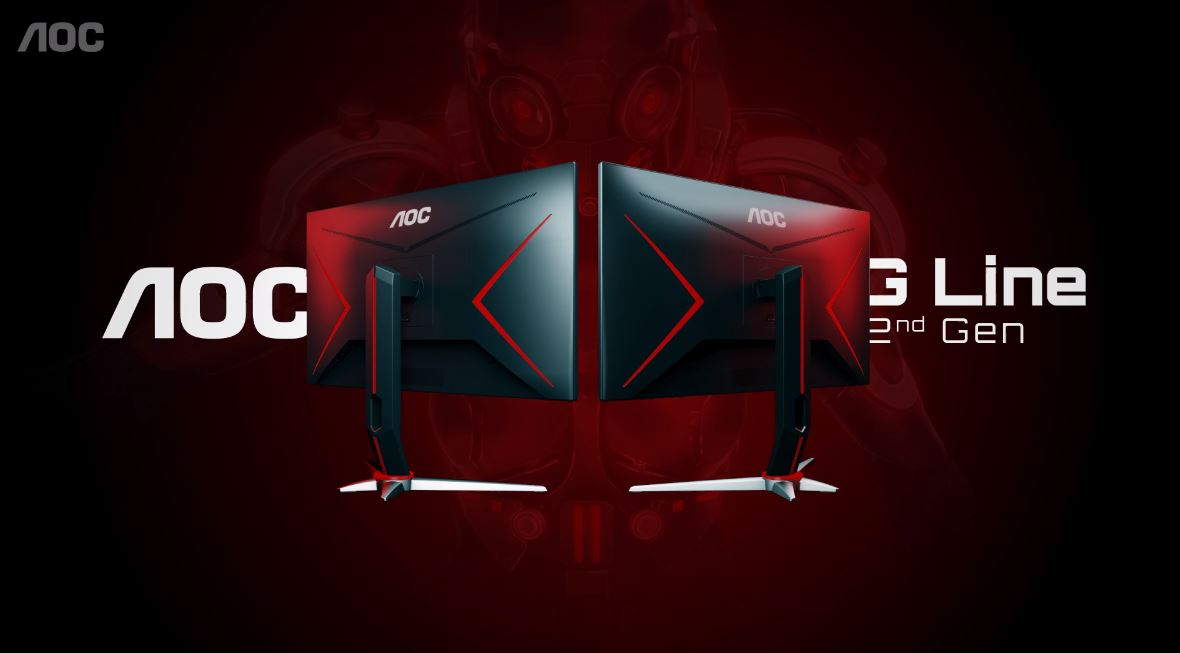 AOC Gaming Monitor G2 Series