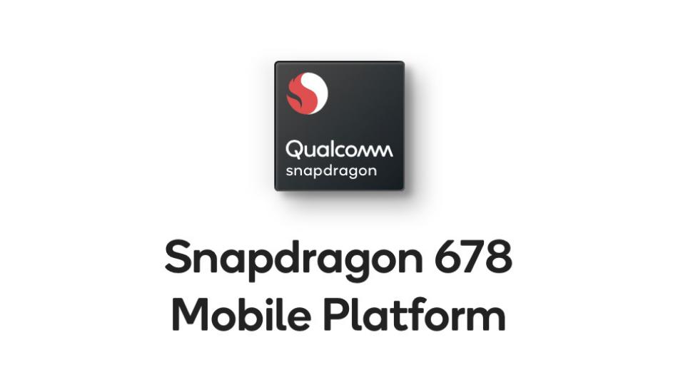 Qualcomm announces Snapdragon 678, the successor to Snapdragon 675