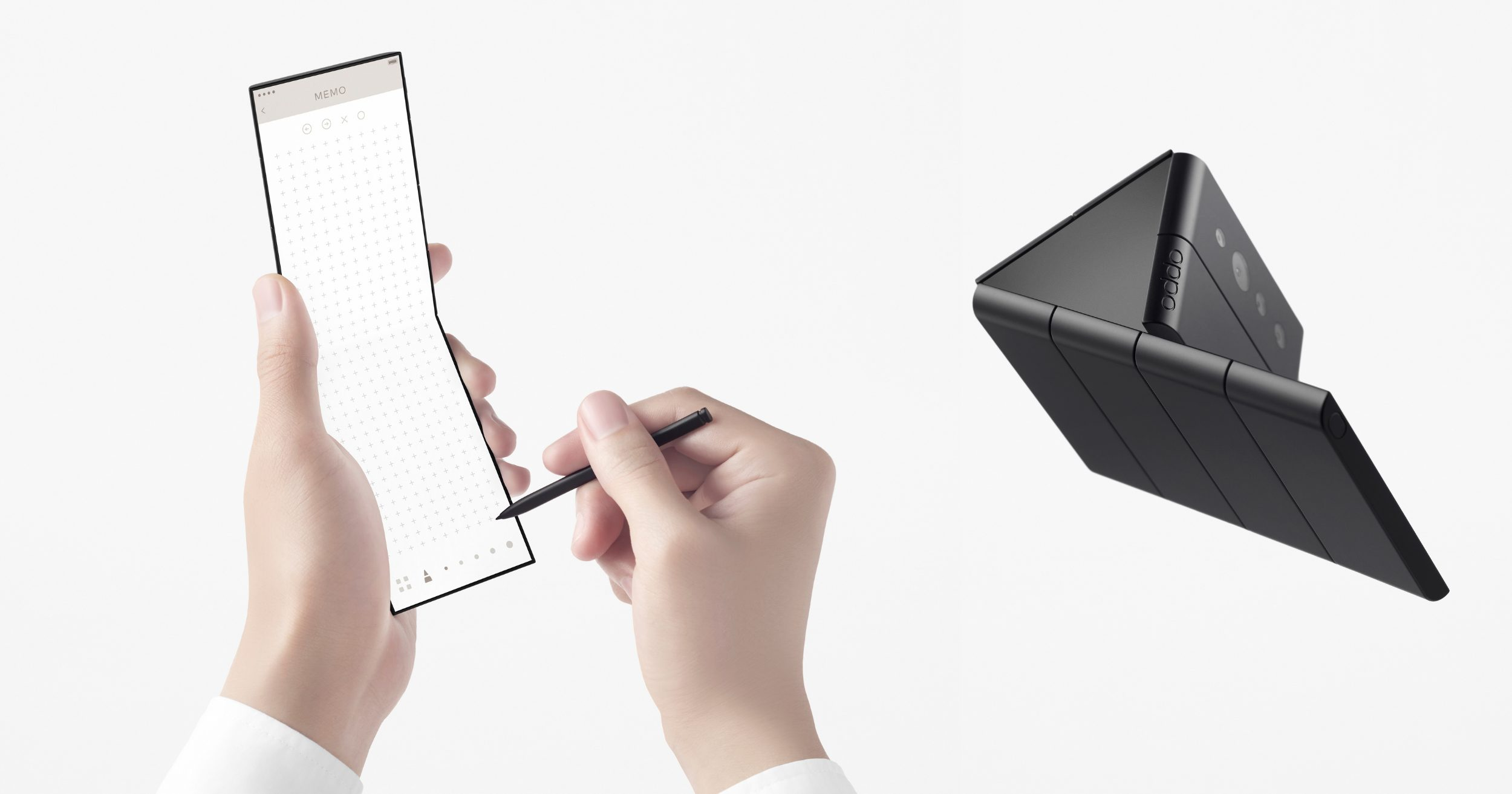 oppo-and-nendo-introduces-a-triple-screen-phone-that-goes-small-and-big
