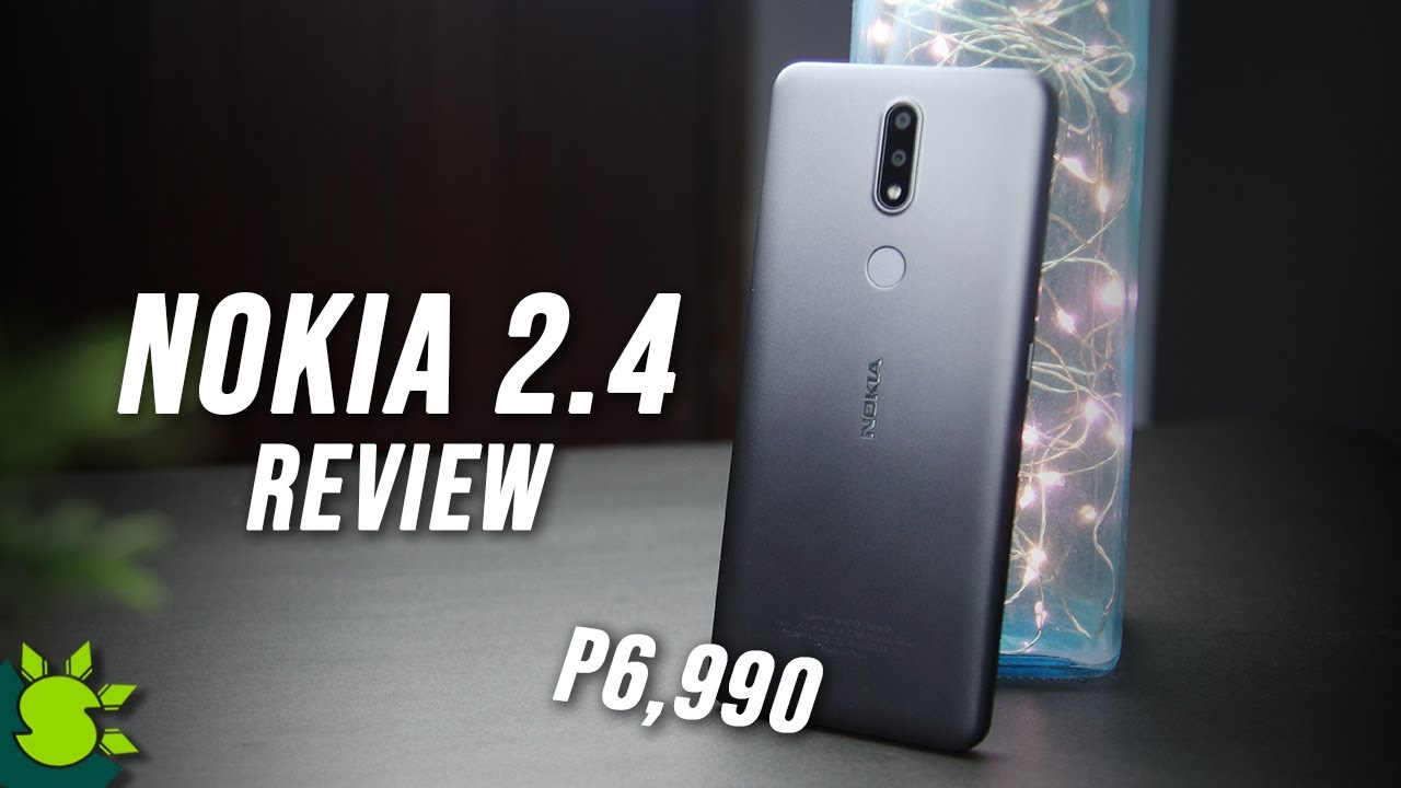 Nokia 2.4 Full Review - What is the Selling Point?