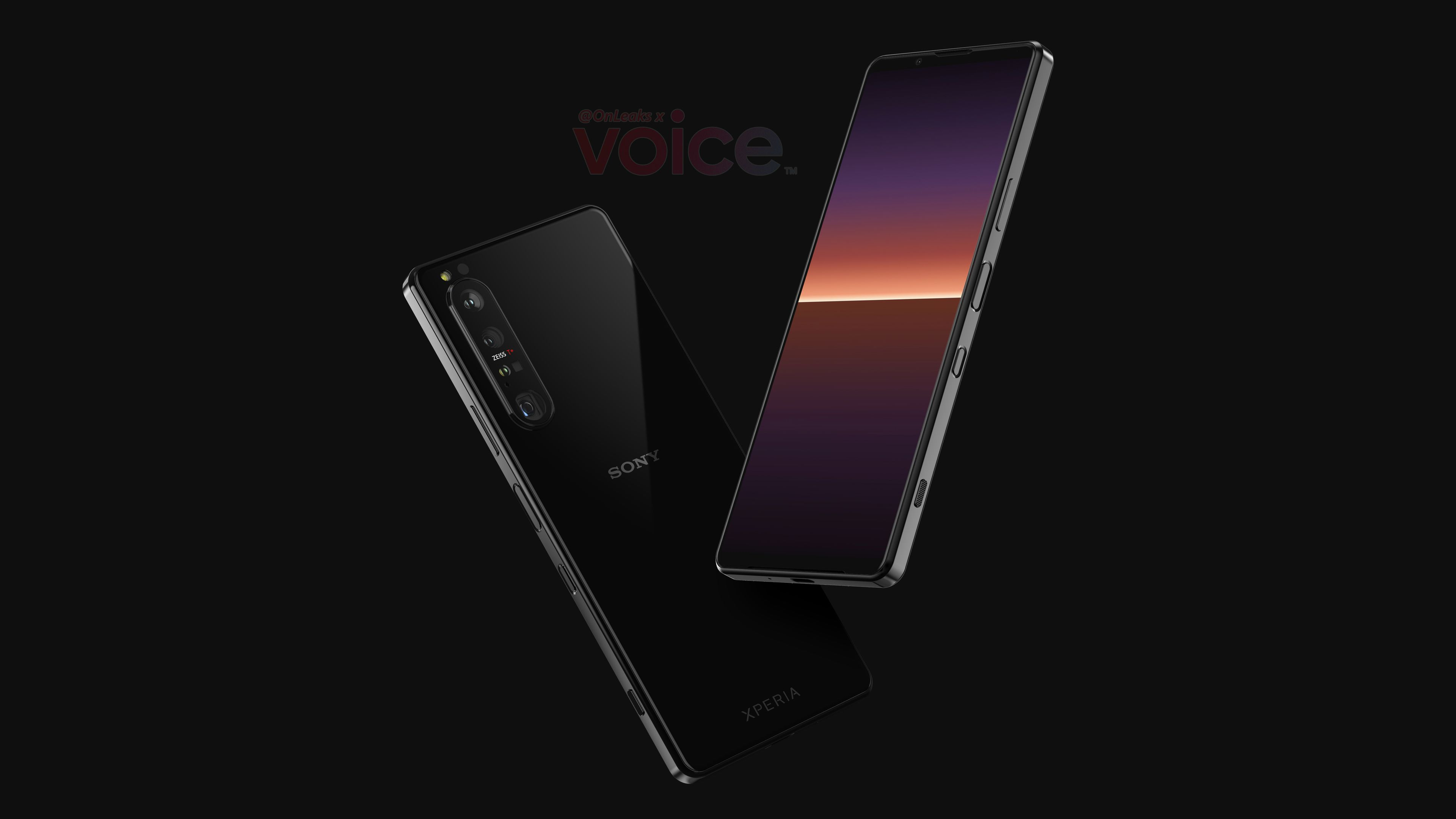 upcoming-flagship-sony-xperia-1-iii-leaks-in-renders-includes-periscope-camera