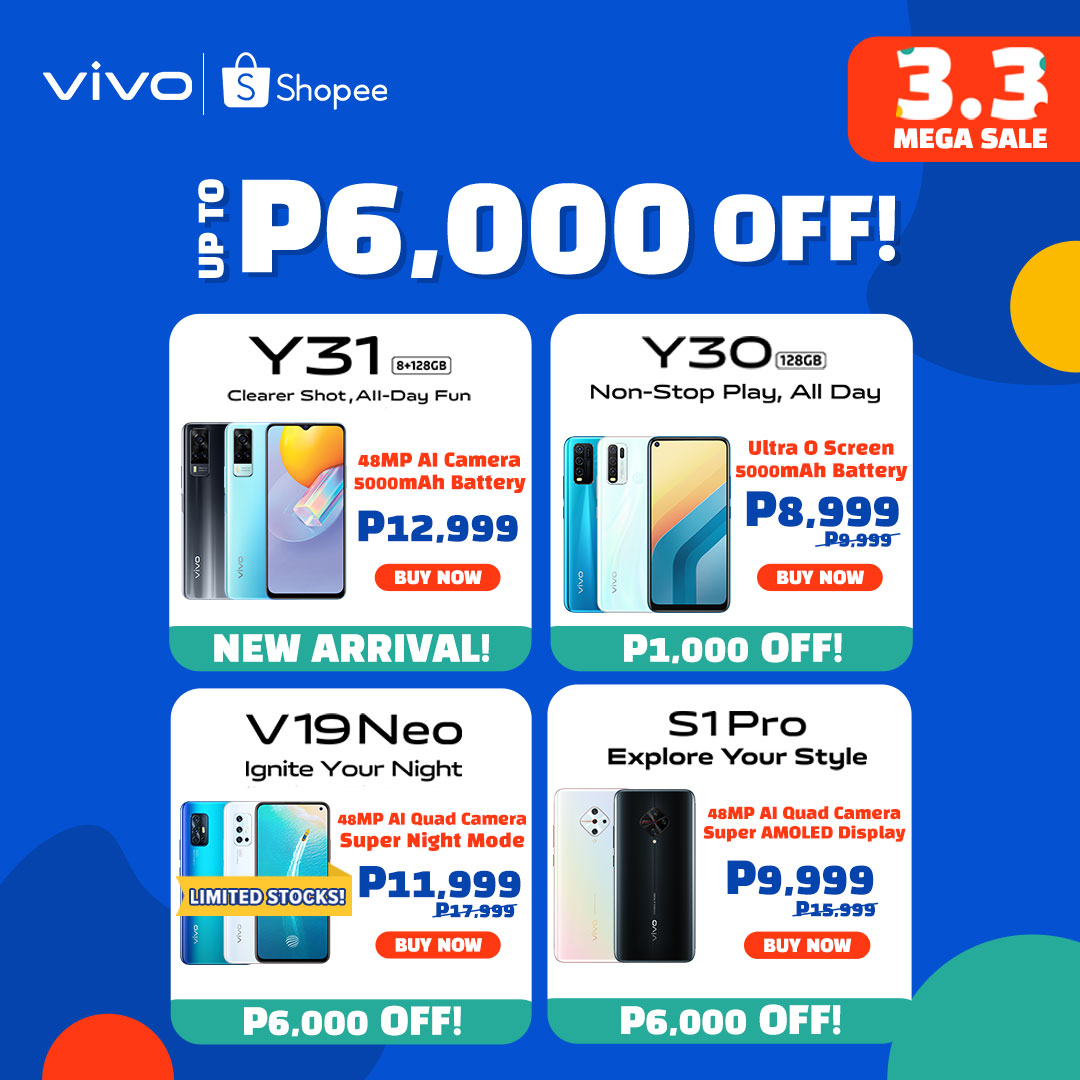 vivo-offering-up-to-p6000-discount-at-shopees-3-3-mega-sale