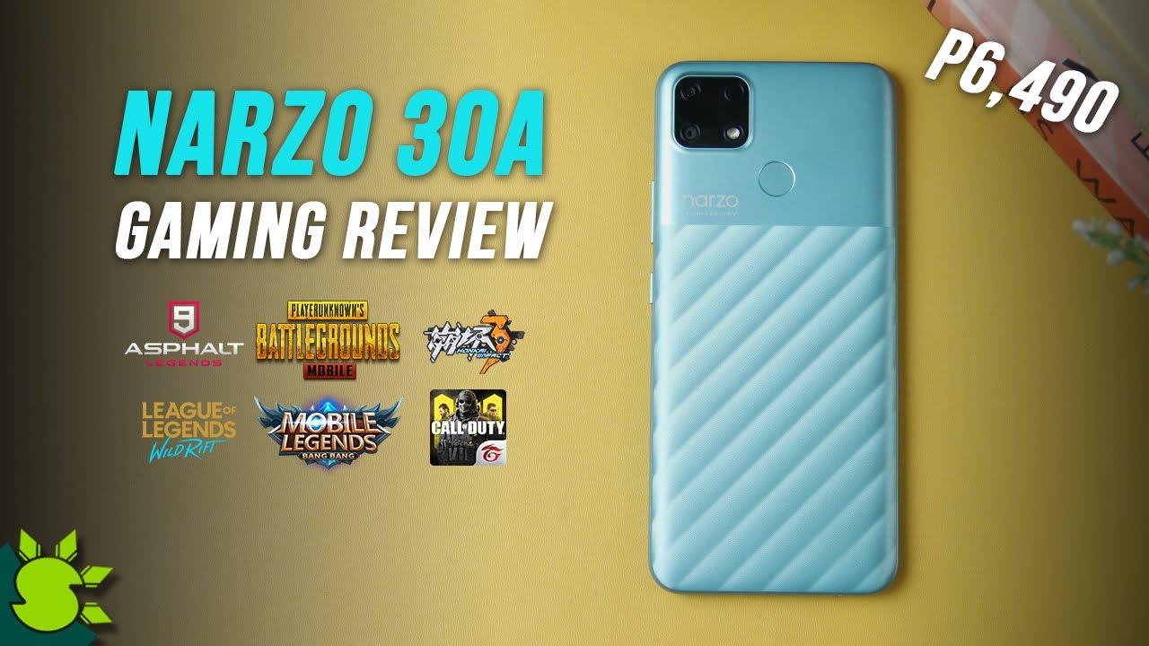 Realme Narzo 30A Gaming Review - Budget Friendly Gaming Phone?