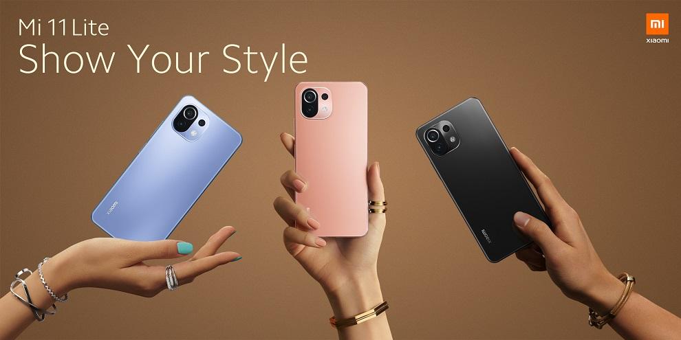 Xiaomi Mi 11 Lite Launches: Thin & Light Design, 10-Bit 90Hz AMOLED for  ₱14,990