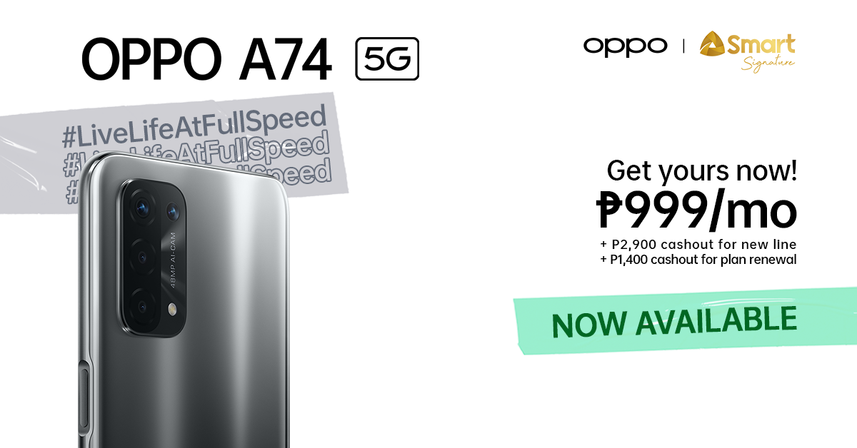 oppo-a74-5g-now-available-on-smart-signature-plan-for-as-low-as-₱1400-cashout