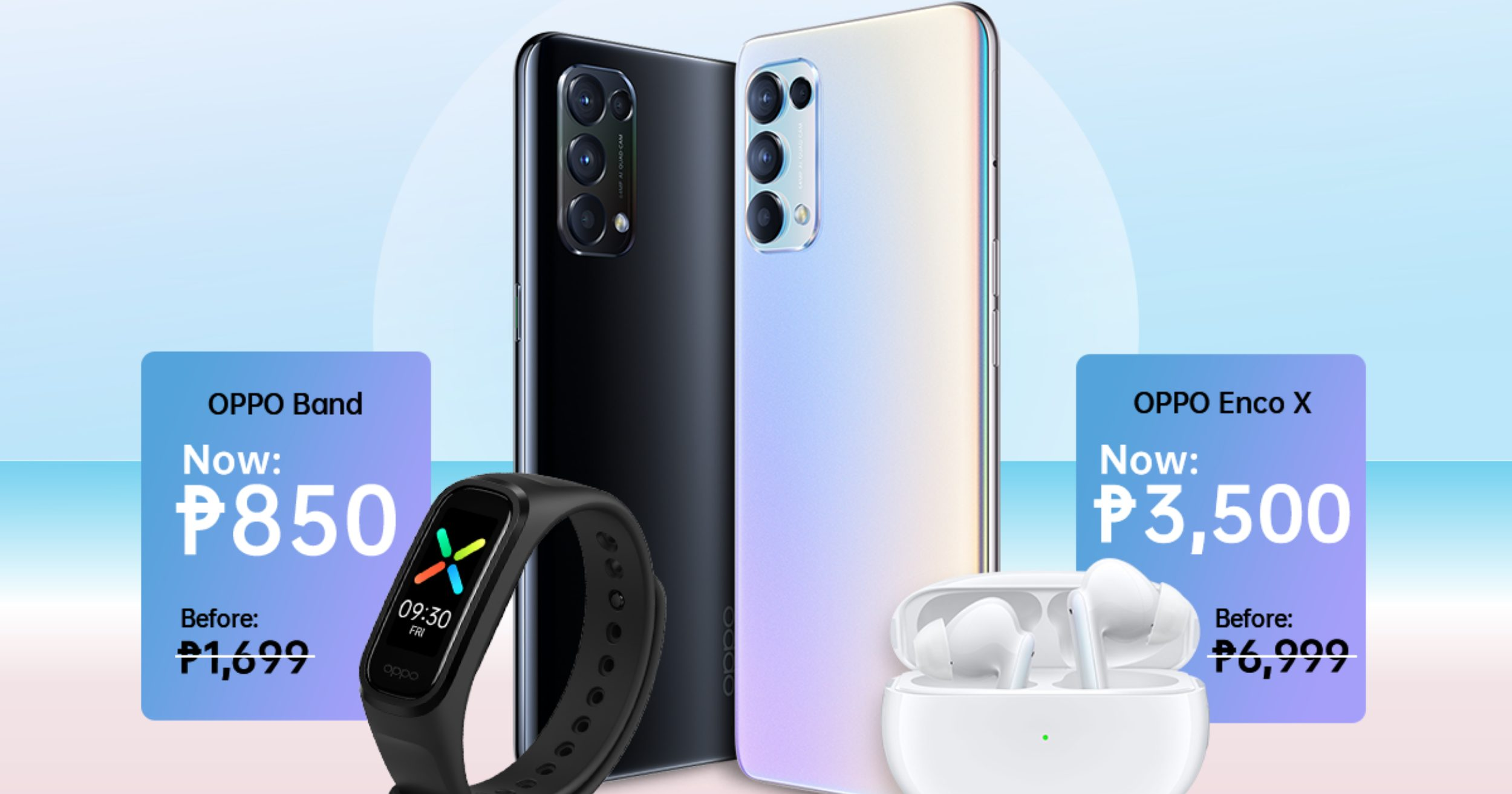 oppo-enco-x-and-band-at-50-off-free-t3-pro-smartwatch-for-every-reno5-sale