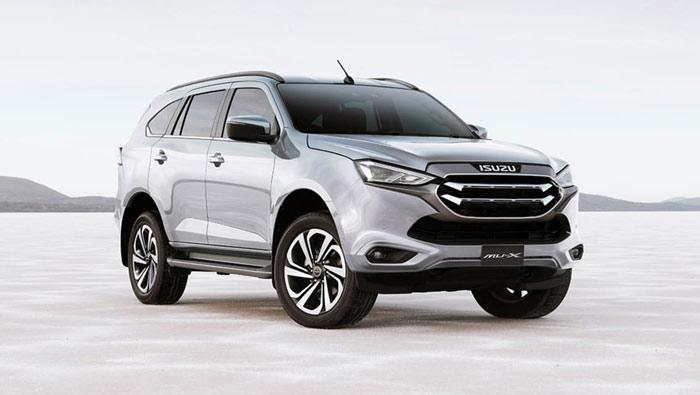 2022-Isuzu-MU-X-SUV